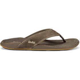 OluKai M's Nui Sandals Clay/Clay